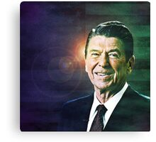 Patriot Ronald Reagan Canvas Print