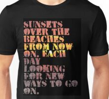 Sunsets Unisex T-Shirt