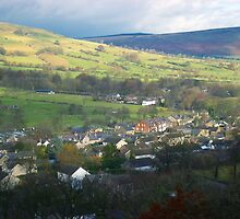 Yorkshire Valley by CatherineWinter