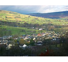 Yorkshire Valley Photographic Print