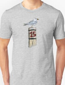 Nautical - Seagull T-Shirt