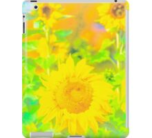 Rigby Idaho  Sunflower Feelings iPad Case/Skin