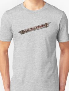Nautical - Welcome T-Shirt