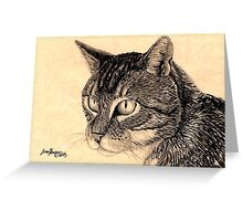Mittens  Greeting Card