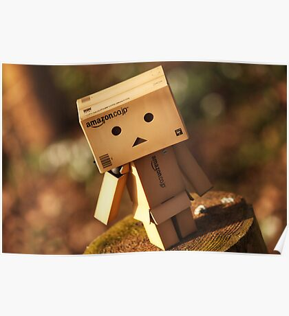 Danbo Out In The Country (2) Poster