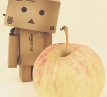 Danbo - a apple a day keeps the doctor away by sarah81
