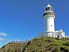 Cape Byron Lighthouse by Graeme  Hyde