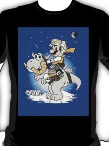 Mario Star Wars T-Shirt