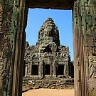 Khmer Window by ikor