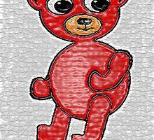 Cherry Beary by Deborah Lazarus