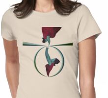 The bearable Lightness of Being Womens Fitted T-Shirt