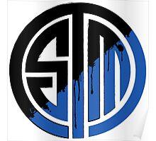 TSM Blue Poster