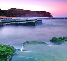 Dusk at Turimetta by Melissa Fiene