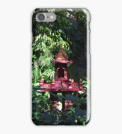 Fancy Bird House iPhone Case/Skin