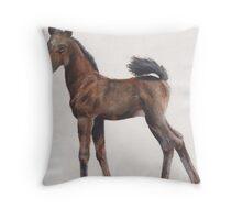 foal Throw Pillow