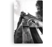 Presbyterian Church of Victoria Canvas Print