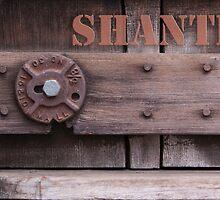 Rustic Shanti by GrimalkinStudio