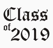 Class of 2019 Kids Tee