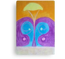 Polarities Of Soul Canvas Print