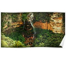 Wentworth Falls, Blue Mountains Poster