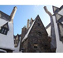 Welcome to Hogsmeade Photographic Print
