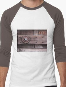 Rustic Om Men's Baseball ¾ T-Shirt