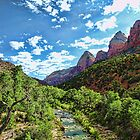 Zion National Park, Utah by michellebgphoto