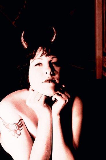 Little Devil 1 by Mark Batten-O'Donohoe