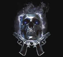 Ownage: Skull and Guns by creativenergy
