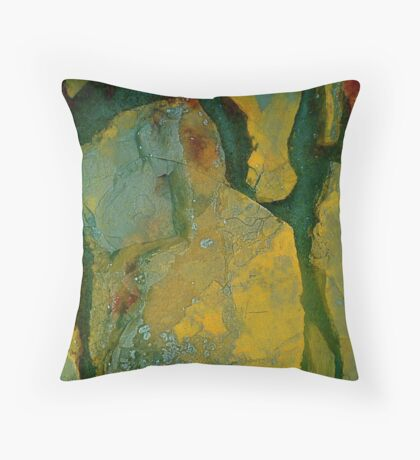 A Place Called Nowhere Throw Pillow