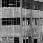 Empty Warehouse by WisePhoto