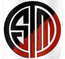 TSM Red Poster