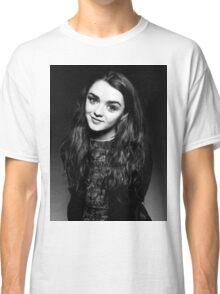 Maisie Williams Actor Classic T-Shirt