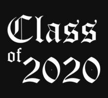 CLASS OF 2020 One Piece - Long Sleeve
