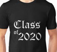 CLASS OF 2020 Unisex T-Shirt