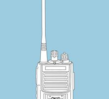 Walkie Talkie by Richard Heyes