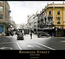 Brisbane Street 1932-2010 by MadKeane