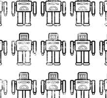 robotto repeato (no text) Sticker