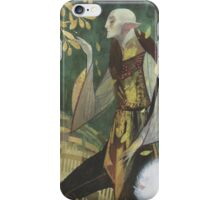 solas tarot card iPhone Case/Skin
