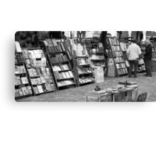 One hundred and one books about Che Guevara Canvas Print