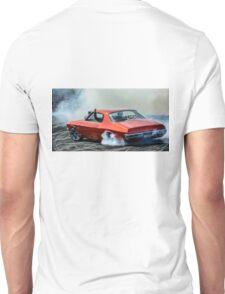 MRBADQ Motorfest Burnout Unisex T-Shirt
