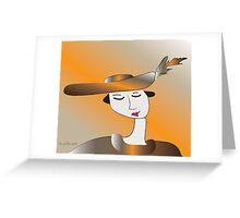 Maybelle Greeting Card