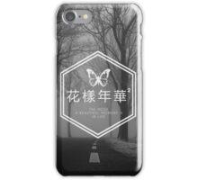 花樣年華  X AUTUMN [4] iPhone Case/Skin