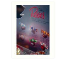 Roses To Eat © Vicki Ferrari Photography Art Print