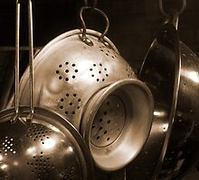 Kitchen Bling by Shaun Colin Bell