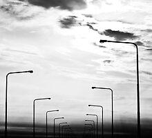 Way home by matsljunggren