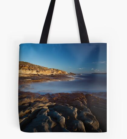 Curwee Cove Sydney NSW (Lee Big Stopper) Tote Bag