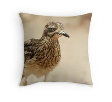 Who You Calling Thick Knee'd?? Throw Pillow