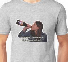 April Ludgate - Alcohol Exists Unisex T-Shirt