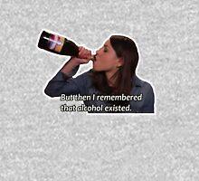 April Ludgate - Alcohol Exists Unisex T-Shirt